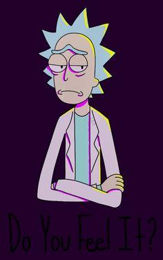 """Cuando Rick se quiso suicidar por """"Unidad"""" ;-; ."""