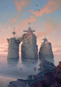 Big Steam by Waldemar von Kozak