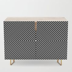 Mod Diamonds Credenza by Office Cabinets, Walnut Finish, Credenza, Cleaning Wipes, Diamonds, Storage, Stuff To Buy, Furniture, Home Decor