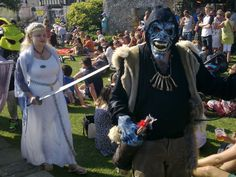 Damsels and Dungeons #Arundel #Festival https://www.pinterest.com/annbri/