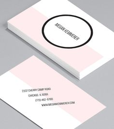 Browse our selection of business cards design templates. Be inspired with our fully customizable design templates. MOO US. Business Card Maker, Free Business Cards, Unique Business Cards, Circle Business Card, Free Business Card Templates, Design Brochure, Logo Design, Stationery Design, Design Layouts