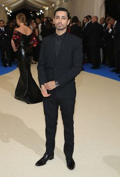 Riz Ahmed in Dior Homme