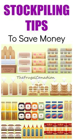 How To Stockpiling Tips To Save Money What Is Stockpiling? How Do You Start A Stockpile I get many questions asking how to stockpile food or other items, and what tips do you have. Stockpiling is w… preppers food idea