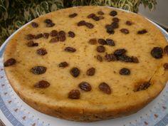 Luzmary y sus recetas caseras: TARTA DE PAN EN GM