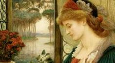 Marie Spartali Stillman.  Being an artist in Victorian England was not an occupation considered suitable for a woman - one reason why there were so few of them.Marie Spartali Stillman was an exception. She rose to prominence within the very male pre-Raphaelite Brotherhood and successfully sold her paintings on both sides of the Atlantic.  Delaware Art Museum is staging the first major exhibition of her work - Poetry in Beauty - in an attempt to bring her the public recognition she deserves