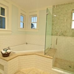 Craftsman Bathroom Design, Pictures, Remodel, Decor and Ideas - page 7