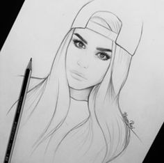 drawings drawing easy sketches pencil realistic draw unique sketch simple portrait face cartoon discover instagram christina lorre portraits human dm
