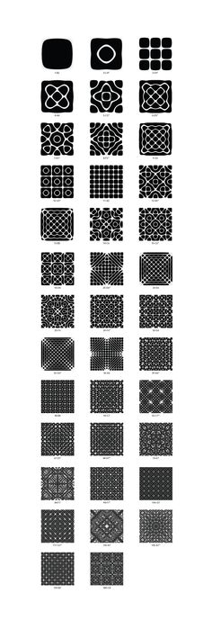 Music Notation 2 by Daniel Reed, via Behance
