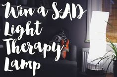It's around this time of year that my mood starts to flag a little. Waking up and gazing out of the window into the unending darkness feels uninspiring and gloomy; driving to work in lashing rain with the windscreen wipers… Light Therapy, Hygge, Beautiful Things, Giveaway, Sad, Feelings, Healthy, Health