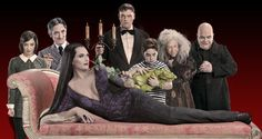 addams family musical cast pics - Google Search