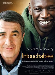 Intouchables. I found this one pretty overblown and actually kind of silly. Hard to warm up to it.