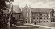 Cheltenham Ladies' College, 1885