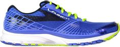 Brooks Men's Launch 3 Road-Running Shoes Electric Blue/Lime Punch 12.5