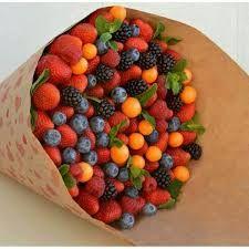 Картинки по запросу фруктовые букеты фото