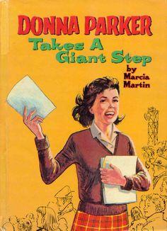 I read a few Donna Parker
