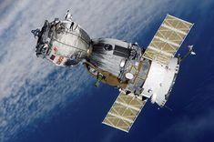 Russian Soyuz TMA-7 Orbiter.