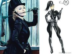 legendary costumes of Jean Paul Gaultier for Madonna