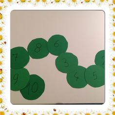okul öncesi dönemde matematik becerilerinin temellerinden biri olan eğlenceli sayı kavramı eğitici oyuncağı.