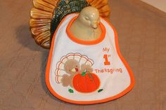 Turkey Bib