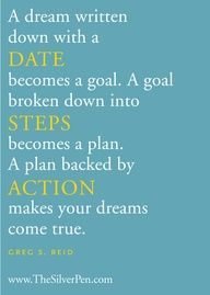 Dating your dreams