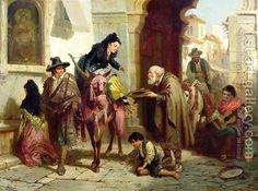 Robert Kemm:Alms for the Poor