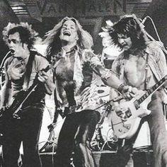 Eddie Van Halen Circa 1978