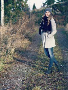 marraskuu 2014 - Page 12 of 21 - Uusi Kuu Kuu, London Winter, Fall Winter, Autumn, Raincoat, 21st, Boots, Jackets, Outfits
