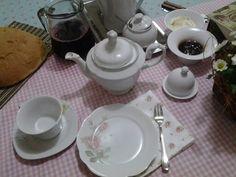 Chá das cinco!