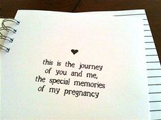 This is such a lovely quote to put at the start of a scrapbook.