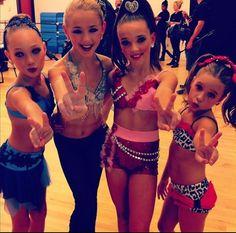 Maddie, Chloe, Kendall and Mackenzie :)