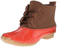 Chooka Women's Low Duck Bootie Rain Boot *** You can get additional details at http://www.lizloveshoes.com/store/2016/05/29/chooka-womens-low-duck-bootie-rain-boot/?qr=010716185455