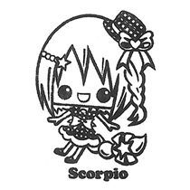 kawaii-horoscope-stamp-Scorpio-sign-of-the-zodiac-161092-1.jpg (210×210)