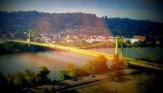 """nice article!! """"every spot in Pittsburgh is a local treasure"""" ..... """"Pittsburgh was one of the most unassumingly cool places I've ever been."""" ..... the author did get one thing wrong.... the burgh has not only more bridges than any other city in the US, but in the WORLD!! <3 :-)"""