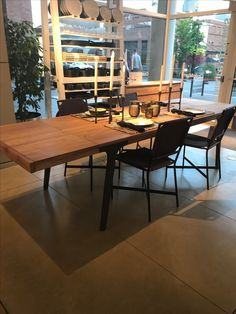 dining rooms laredo brown leather dining chair crate and barrel