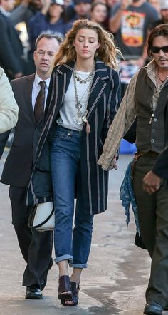 10 Best Dressed: Week of January 19, 2015 – Amber Heard