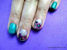 Nail art: Spring is coming