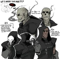 Image result for overwatch reaper face