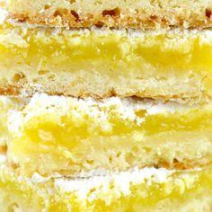 Luscious Lemon Bars - Gonna Want Seconds