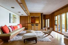 Whimsical Berkeley Hills Midcentury Time Capsule Asks $1.8M - Curbed SFclockmenumore-arrow : A taste of Berkeley in the '60s, minus the protests and patchouli