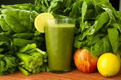 Kimberly Snyder's Green Glowing Smoothie Made up of about 70-percent green vegetables and 30-percent fruit, nutritionist Kimberly Snyder's Green Glowing smoothie helps you eat far more greens than you ordinarily would. Source: Kimberly Snyder
