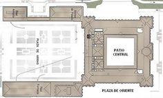 Arteazuer: Fachada del Palacio Real de Madrid - Juvara, Sacchetti