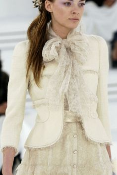 Chanel #runway #style #fashion