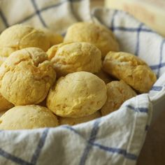 sweet potato biscuits & maple butter..mmm