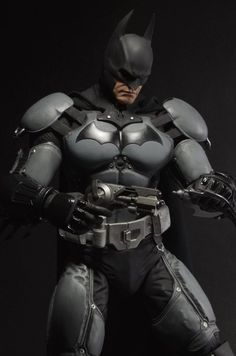 Batman Arkham Origins Armor.