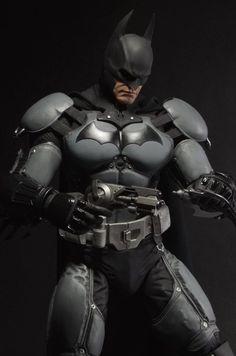 Batman Arkham Origins Armor.
