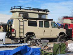 Sportsmobile Adventure Camper