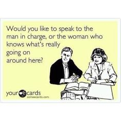 Hahaha this reminds me of my old job as a paralegal..in a good way!