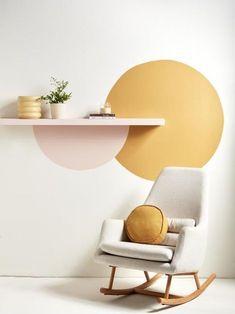 Diy Home Decor Bedroom, Home Office Decor, Minimalist Room, Minimalist Wall Paint, Bedroom Wall Colors, Bedroom Wall Designs, Inviting Home, Aesthetic Room Decor, Home Interior Design