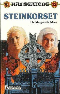 """Steinkorset"" av Liv Margareth Alver Reading, Books, Movies, Movie Posters, Libros, Films, Book, Film Poster, Reading Books"