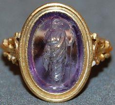 Gem ring    1st-3rd Century AD    Roman Imperial